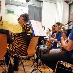 Nachwuchs Musikverein Muotathal 1