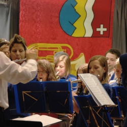 Nachwuchs Musikverein Muotathal 2