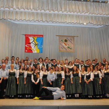 Jahreskonzert MV Wuchzenhofen